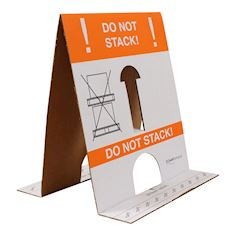 "Palletop - ""Do not stack"""